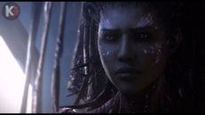 Игрофильм StarCraft 2 Heart of the swarm