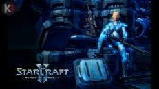 Игрофильм StarCraft 2 - Нова Незримая Война от команды KinoGames