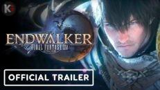 Трейлер видео игры FINAL FANTASY XIV Endwalker
