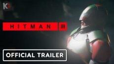 Трейлер видео игры Hitman 3