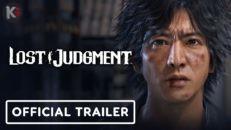 Трейлер видео игры Lost Judgment