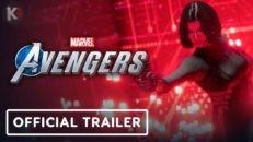 Трейлер видео игры Marvel's Avengers