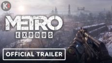 Трейлер видео игры Metro Exodus Enhanced