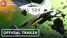 Трейлер видео игры No Man's Sky