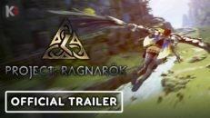 Трейлер видео игры Project Ragnarök