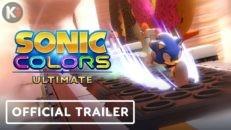 Трейлер видео игры Sonic Colors Ultimate