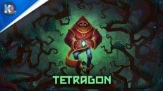 Трейлер игры Tetragon
