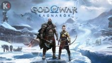трейлер видео игры God of War Ragnarok
