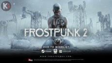 Трейлер видео игры Frostpunk 2
