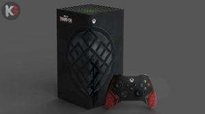 Консоль Xbox в стиле Far Cry 6, Консоль Xbox в стиле Шан-Чи и легенда десяти колец