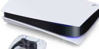 Новая PlayStation 5